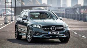 2021 mercedes glc is expected to be a premium vehicle that we can see in the nearby showroom soon. 2022 Mercedes Glc Replacement Previewed Carbuyer