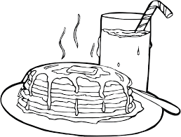 Food Coloring Pages Food Coloring Pages In Spanish Food Coloring