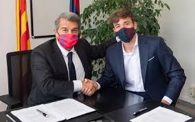 500-Millionen-Klausel: Möglicher Busquets-Nachfolger Nico Gonzalez  verlängert bei Barça - Barçawelt
