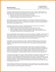 12 Best Resume Summary Letter Adress