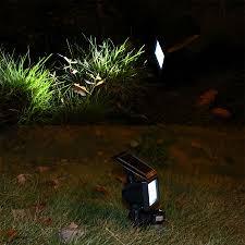 Ground Flood Light Solar Multifunction Flood Light With Ground Spike Suppliers
