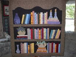 Bookshelf Quilt Pattern Mesmerizing Looking For Patterns For Bookshelf Quilts