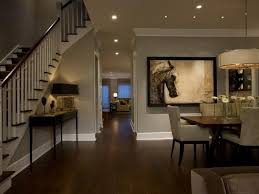 highlight lighting. Looking Into The House, Stairs On Left, Table Right Highlight Lighting L
