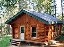 Image of: Small Cabin Design Ideas