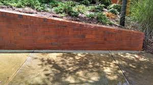 pressure washing atlanta. Interesting Washing After Brick Wall Pressure Washing Atlanta Ga For Pressure Washing Atlanta