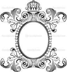 vintage frame tattoo designs. Vintage Oval Frames Vector - Pesquisa Google Frame Tattoo Designs E