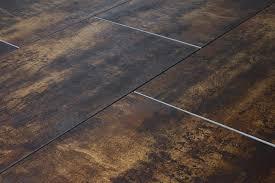 metal floor tiles. Beautiful Metal Brownangle Throughout Metal Floor Tiles