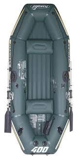 Купить <b>Надувная лодка Jilong Fishman</b> II 400 Jl007211n зеленый ...