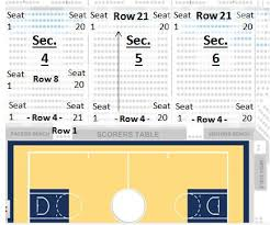 indiana pacers seating chart bankers life fieldhouse