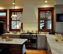 white kitchen cabinets with dark wood trim home review fzl99