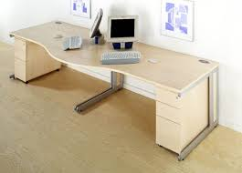 narrow office desk. brilliant office dk02  wave office desks above with cantilever frames and narrow under desk  pedestals worktops have 25mm thick scratch resistant mfc tops are available  throughout narrow office desk