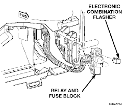 dodge ram questions where to locate the signal flasher on 5 answers