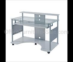 picture of z line designs mobile workstation desk