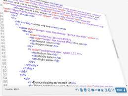 HTML Code - Online Web Developer Tools