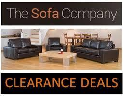 the sofa company clearance