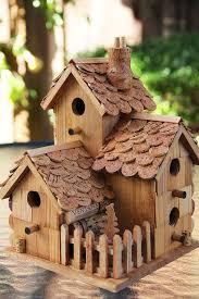 build birdhouses