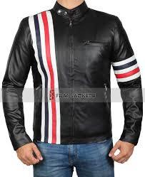 captain america easy rider jacket black leather motorcycle jacket