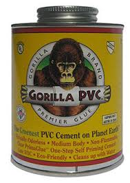 pvc sheet glue gorilla glue pvc cement eco friendly low odor alternative to