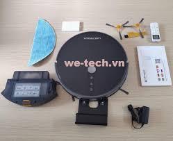 Liectroux C30B (E30) - Robot hút bụi lau nhà giá rẻ - Robot hút bụi lau nhà  we tech