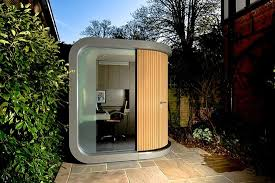 outdoor office pod. that staff would be proud to own and something with minimal impact on the environment exceed standard office accommodation requirements outdoor pod n