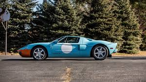 2006 Ford GT Heritage Edition is Ready for Le Mans - Drivers Magazine