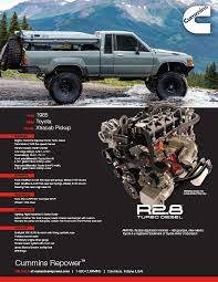 Repower Profile: TAV Toyota Xtra Cab | Cummins Inc.