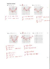 homework 5 solving absolute value equations ideas of algebra 1