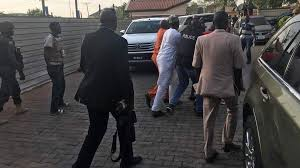 Image result for police and dino melaye