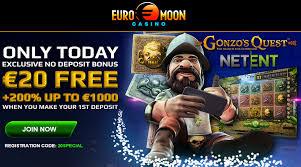 slots at euro moon casino