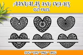 Svg.animate path, svg.animate circle, svg.animate ellipse { animation: Hearts With Ornament And Frame Svg Graphic By Anna Koneva Creative Fabrica