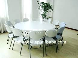 white plastic round table white plastic round table white plastic outdoor round folding tables and chairs