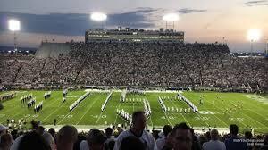Nevada Wolfpack Football Stadium Seating Chart Beaver Stadium Section Eeu Rateyourseats Com