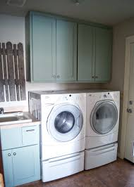 Laundry room makeovers charming small Decor Ideas Laundry Room Makeover After Averie Lane The 5 Yard Sale Find That Prompted Laundry Room Makeover