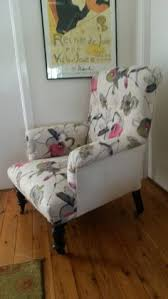 same chair from side