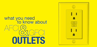 Why Does My Gfci Outlet Have A Yellow Light What You Need To Know About Afci And Gfci Outlets Mr