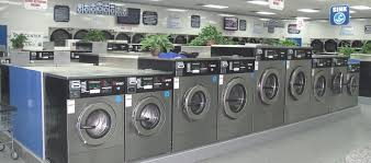 Commercial Washer And Dryer Combo Refurbished Commercial Laundry Equipment