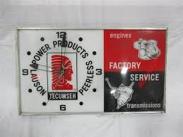 Very nice Tecumseh Factory Service for Engine and Transmissio