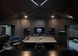 Music Studio Design Red Bull Music Studio Created Within Old Berlin Power Station