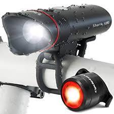 <b>Superbright</b> Bike Light USB <b>Rechargeable LED</b> – Free Taillight ...
