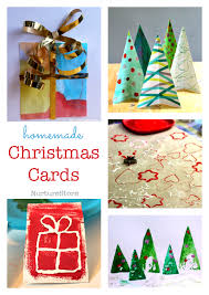 Holiday Prep Series Christmas Cards Kids Can Make  Things To Christmas Card Craft For Children