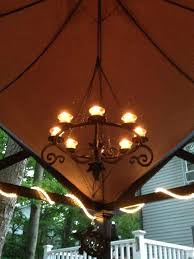 solar gazebo light beautiful outdoor chandeliers gazebo patio porch at com on for gazebos architecture and