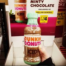 That means each coffee is a drinkable way to enjoy the flavors of chocolate and mint,. Dunkin Just Released Bottled Mint Chocolate Iced Coffee In Stores