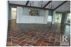 Captivating 12x24 Manganese Saltillo Tile