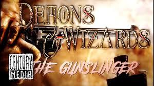 <b>DEMONS</b> & <b>WIZARDS</b> - The Gunslinger (Lyric Video) - YouTube