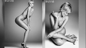 Sharon Stone 57 Poses Naked and Talks Stroke I Have Brain Damage