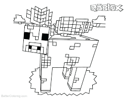 Minecraft Coloring Sheets Steve Pages Creeper Face Dantdm Awesome