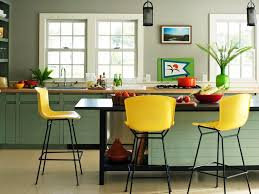 Bright Kitchen Color Modern Bright Kitchen Color Schemes Kitchen Bath Ideas How