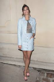 alma jodorowsky at the chanel code coco launch party