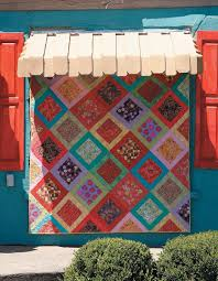 Big Block Quilt Patterns Adorable Big Block Quilts LeisureArts