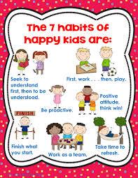 Chart On Healthy Habits Good Habits Chart For Class 1 Bedowntowndaytona Com